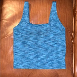 Outdoor Voices freeform blue dream cami